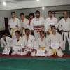 Graduaciones kyus en Academias Juri del Club Atlético Huracán de Mar del Plata.