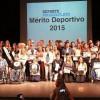 SE ENTREGARON LAS MEDALLES AL MERITO DEPORTIVO DEL EMDeR