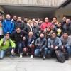 FINALIZO EL CURSO DE DEFENSA PERSONAL 4 /2017 A CARGO DE LOS PROFESORES JORGE JURI Y KEVIN JURI