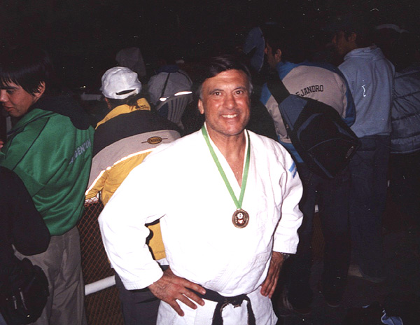 Prof. Jorge Omar Juri- Presidente  ARAJ 2009/2011