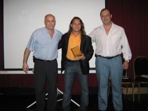 Fabian Lavalle SubCampeón Mundial Master 2009 (EEUU)