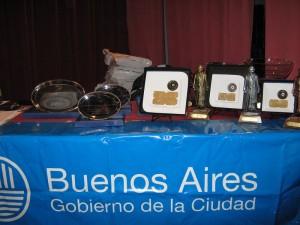 Premios y Distinciones.