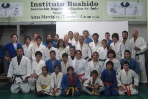 DOJO BUSHIDO-ACADEMIAS JURI  (Mar del Plata)
