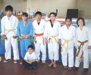 Los judokas de Río Negro (Dojo Yudokai-Club S.Martín de Viedma) todos cosecharon medallas.