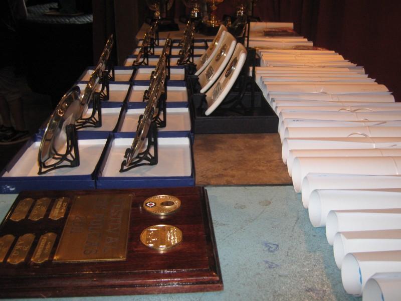 Diplomas y distinciones