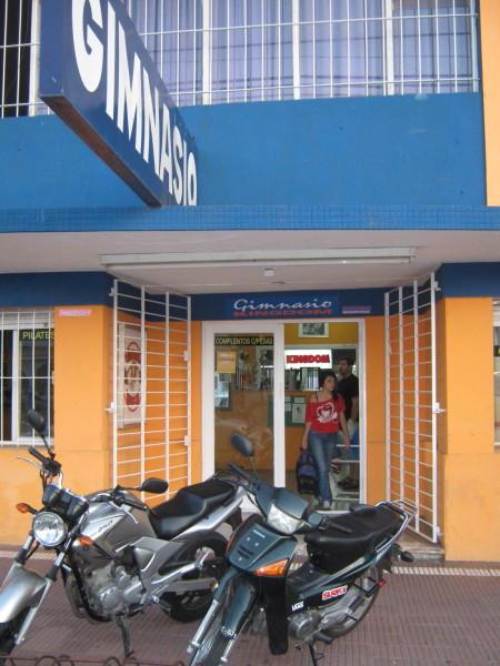 Entrada Principal Dojo Kingdom- calle Dorrego Nro. 2838 Mar del Plata
