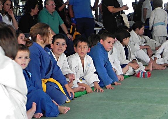 Judokas escuelita