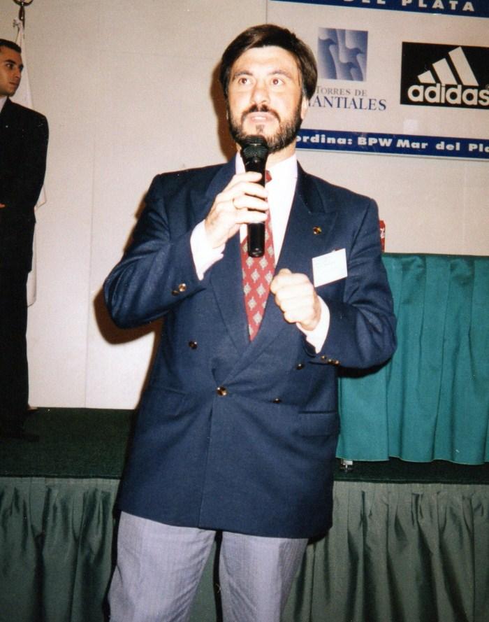 Jorge Juri Miembro Titular del Consejo Asesor del EMDeR