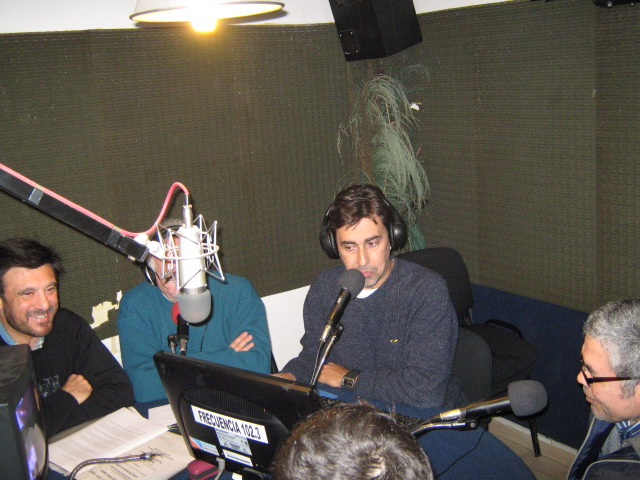 Radio FM 102.3 Programa Tribunal Deportivo