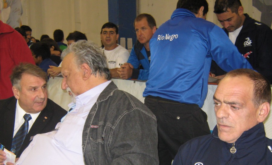 Mtro.Vicente Nogueroles , Eduardo Ordoqui y Mtro.Víctor Savini