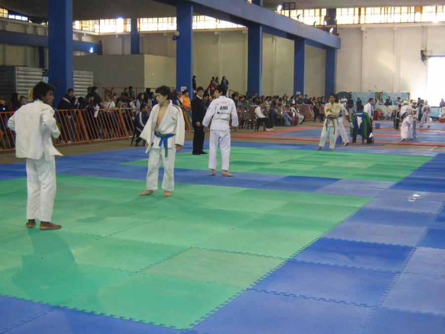 Judokas listos para Luchar
