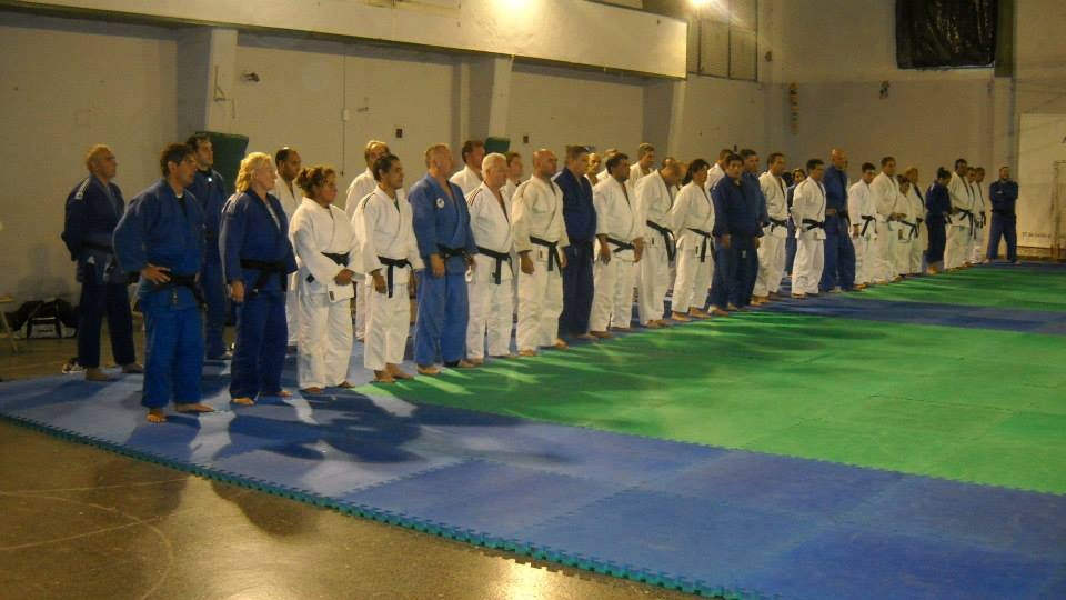 Judokas Master formados en Academias Juri /LyF