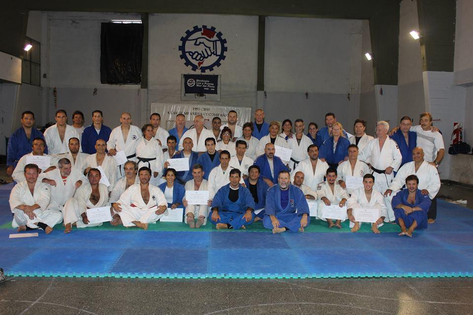 1er. Campo de Entrenamiento Nacional Caj 2014. Academias Juri /LyF , Mar del Plata,Argentina