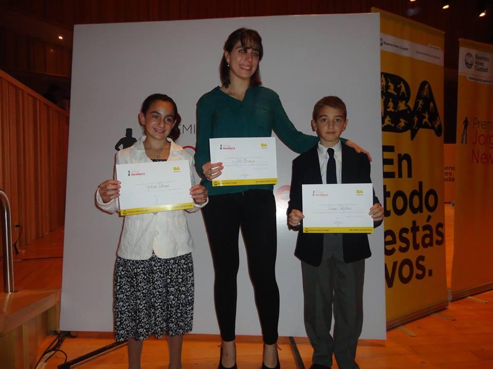 Los Ternados en Judo Yesica Olmos, Abi Cardozo y Lucas Ridao  .