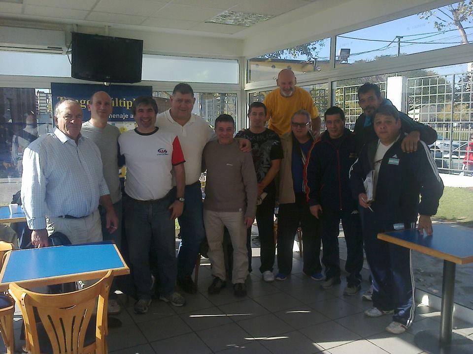 Consejo Directivo de la Federación Argentina de Luchas Asociadas.