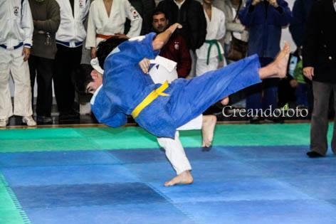 Un día a todo Judo en Club Atlético Peñarol de Mar del Plata