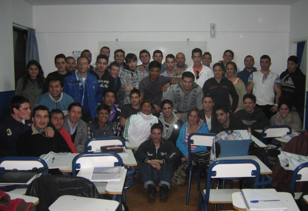 Participantes del Curso de Defensa Personal 5/2014