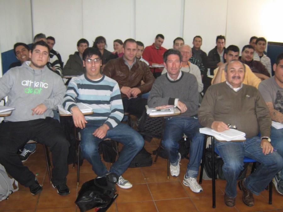 Curso de Defensa Personal 6/2014 en el Centro Panamericano de Capacitacion .