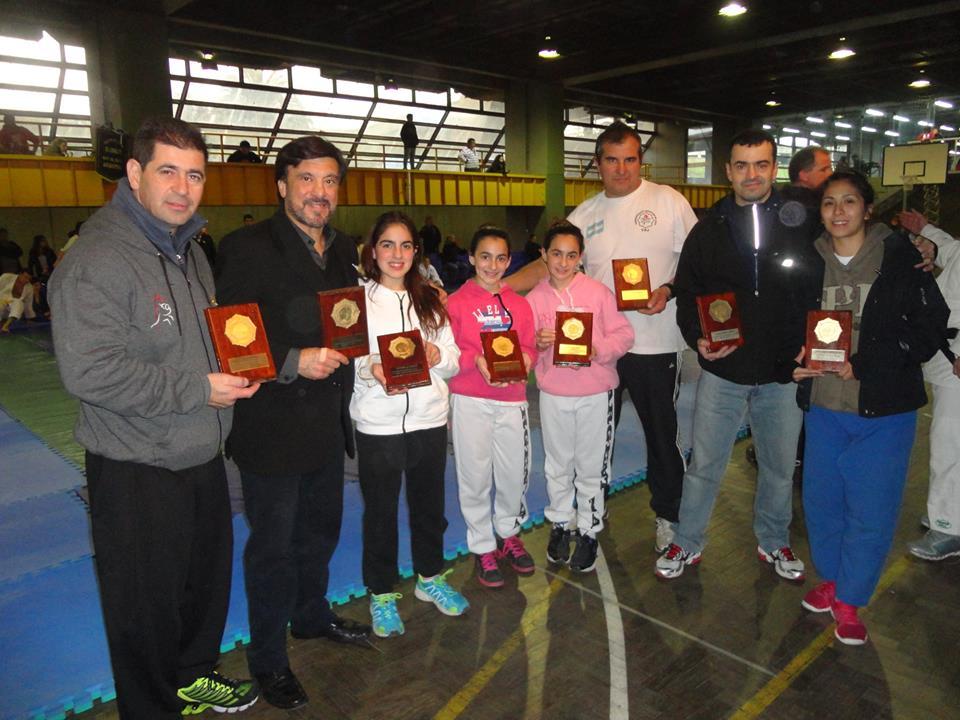 Entrega de Distinciones a judokas