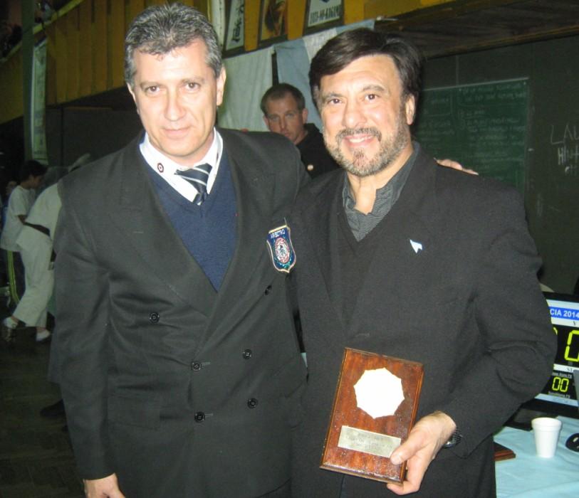 Jorge Juri Campeón Sudamericano Master 2013