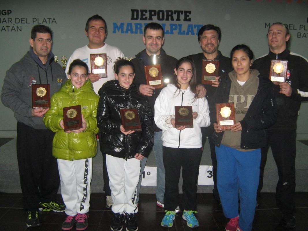 Los Judokas de la Asociación Regional Atlántica de Judo que se destacaron  en los Panamericanos y Sudamericanos 2013 y Juegos Nikkei 2014