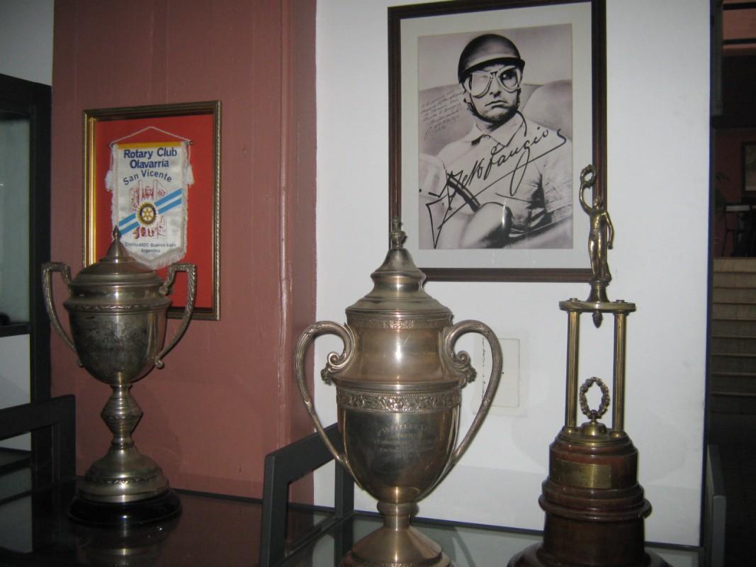 Casa del Deporte  sector Museo.