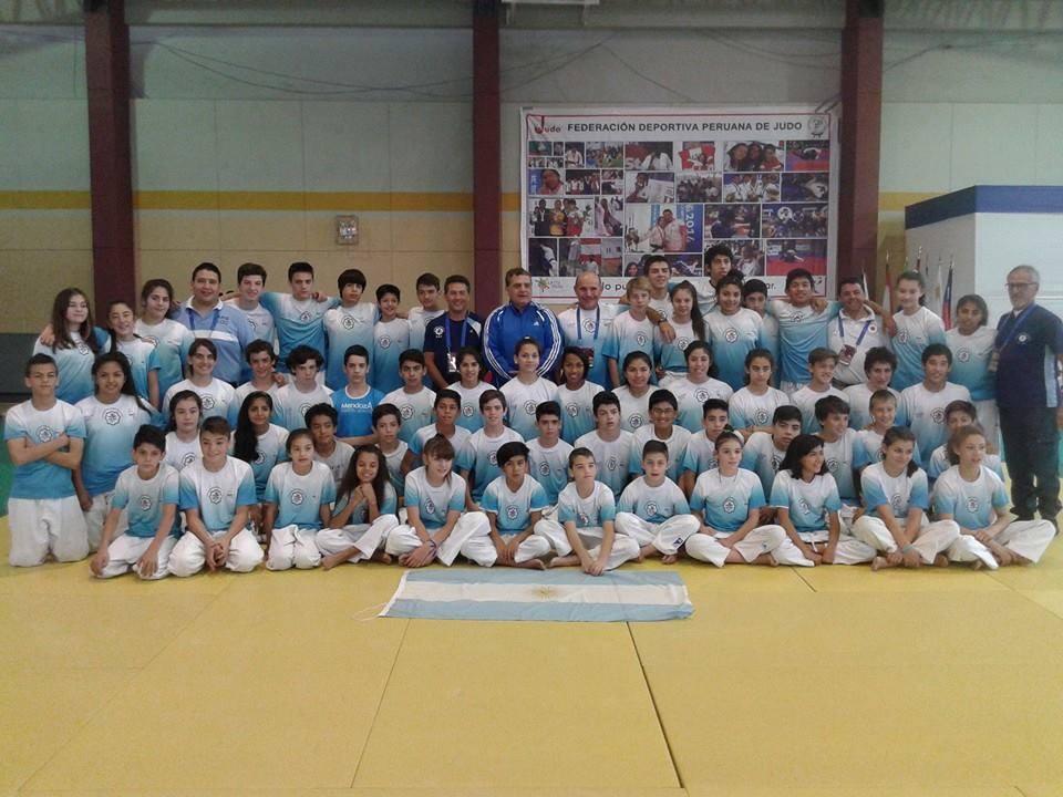 Judokas  Argentinos que participaron  en el Campeonato Sudamericano 2014 y Copa Sudamericana 2014 en Perú.