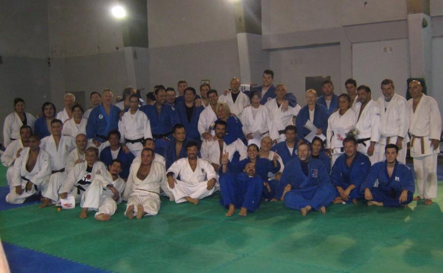 Participantes del Campo del año 2014 en Academias Juri/Luz y Fuerza.