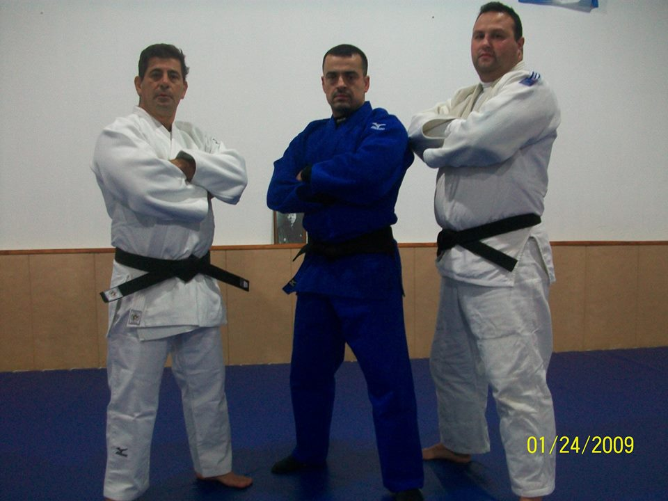 Daniel Arregui , Alejandro Lobos y Gustavo Raising.