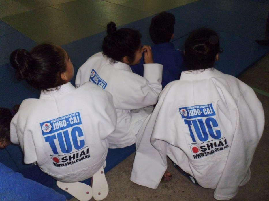 Judokas de Tucumán