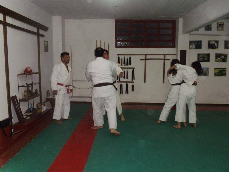 Judo con el Maestro Jorge Juri