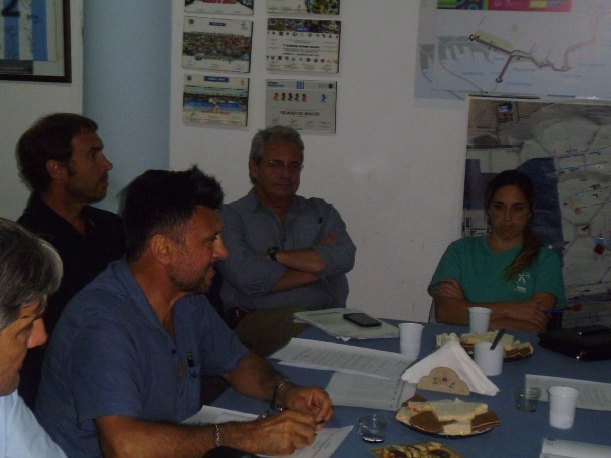 Consejo Asesor del EMDeR  en plena sesión.