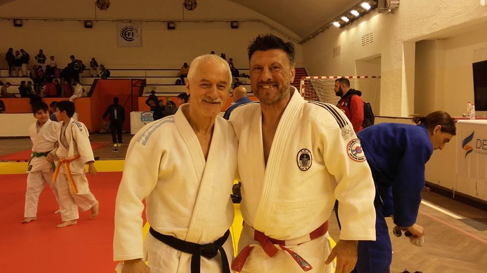 Maestros Raul Victor Gonzales y Jorge Juri
