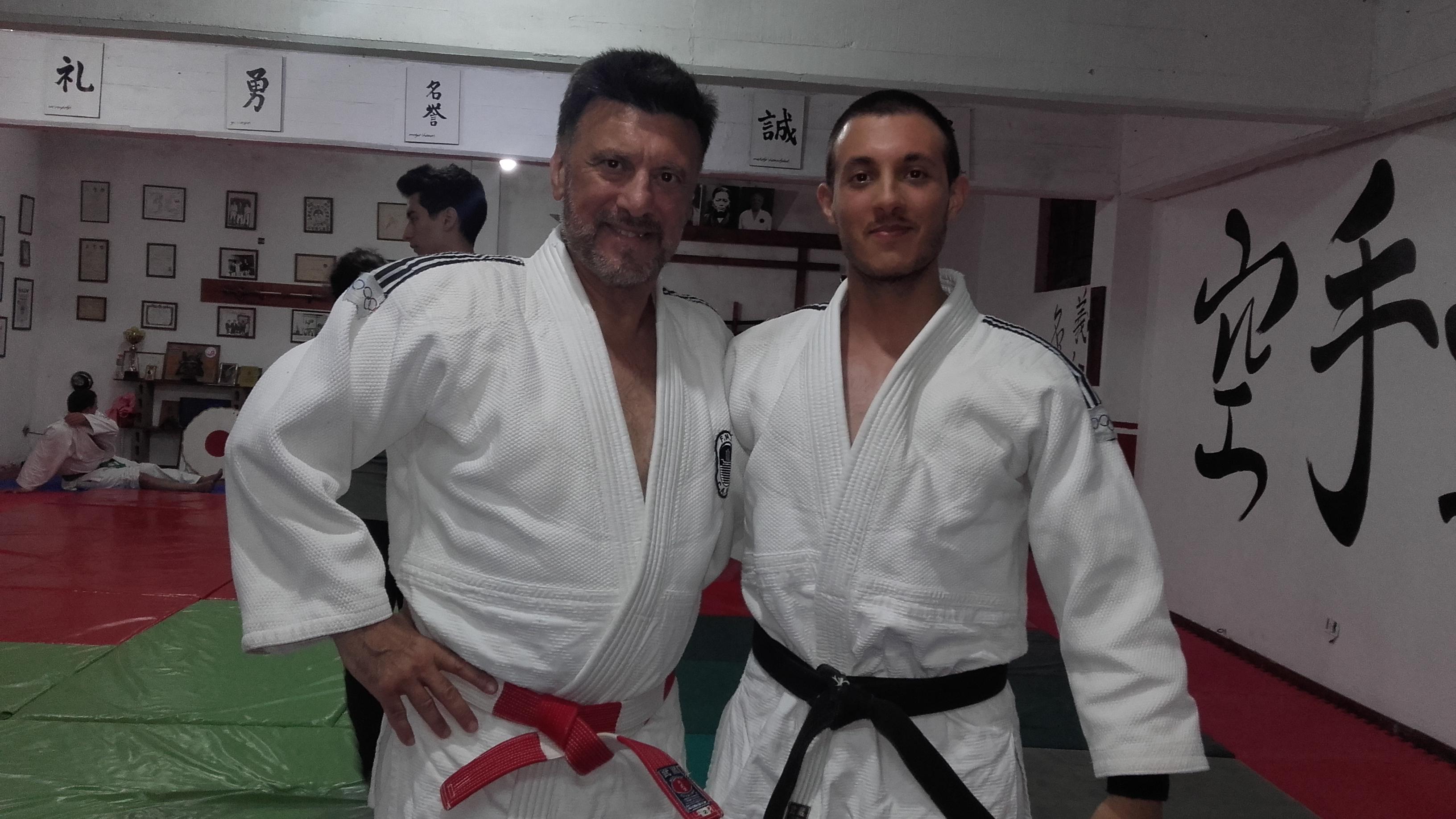 Mtro.Jorge Juri y Prof.Kevin Juri